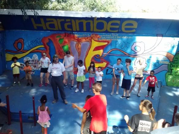 harambee center, pasadena ca
